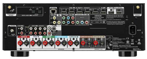 Denon AVR-X2700H 7.2 Kanal