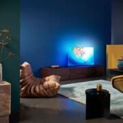 Die neuen Philips OLED-TVs Serie 800