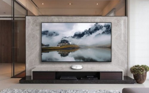 Fresnel Edge Free CLR LaserTV Screen