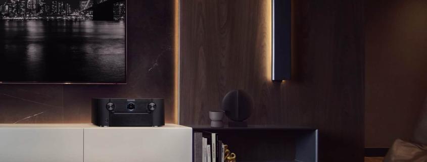 Marantz bringt neue 8K-fähige AV-Verstärker