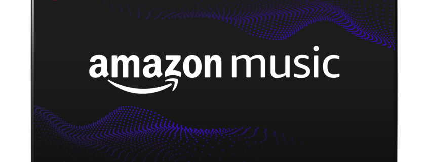 LG INTEGRIERT AMAZON MUSIC APP