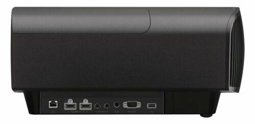 Sony VPL-VW590ES Seitenansicht