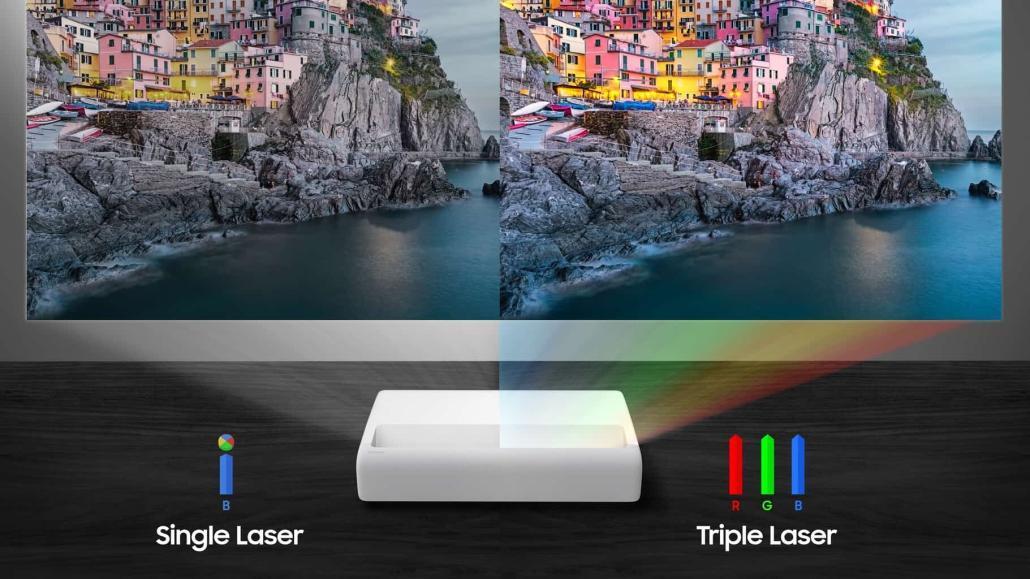 Samsung The Premiere Triple Laser