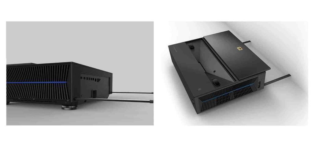 BenQ V6050 4K Laser TV