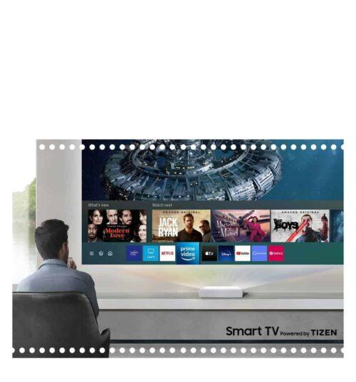Samsung LSP7 The Premiere Laser TV