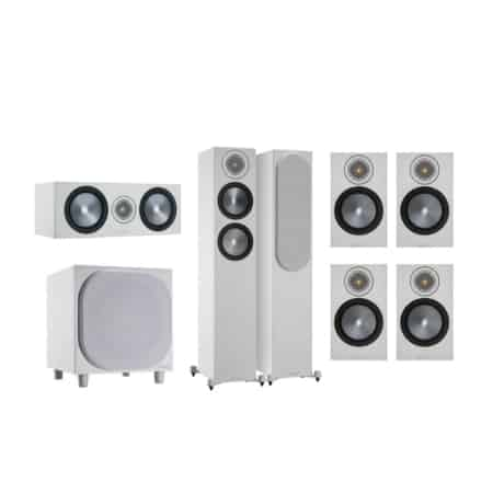Monitor Audio Bronze 7.1 Bundle