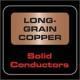 AudioQuest Long-Grain Copper