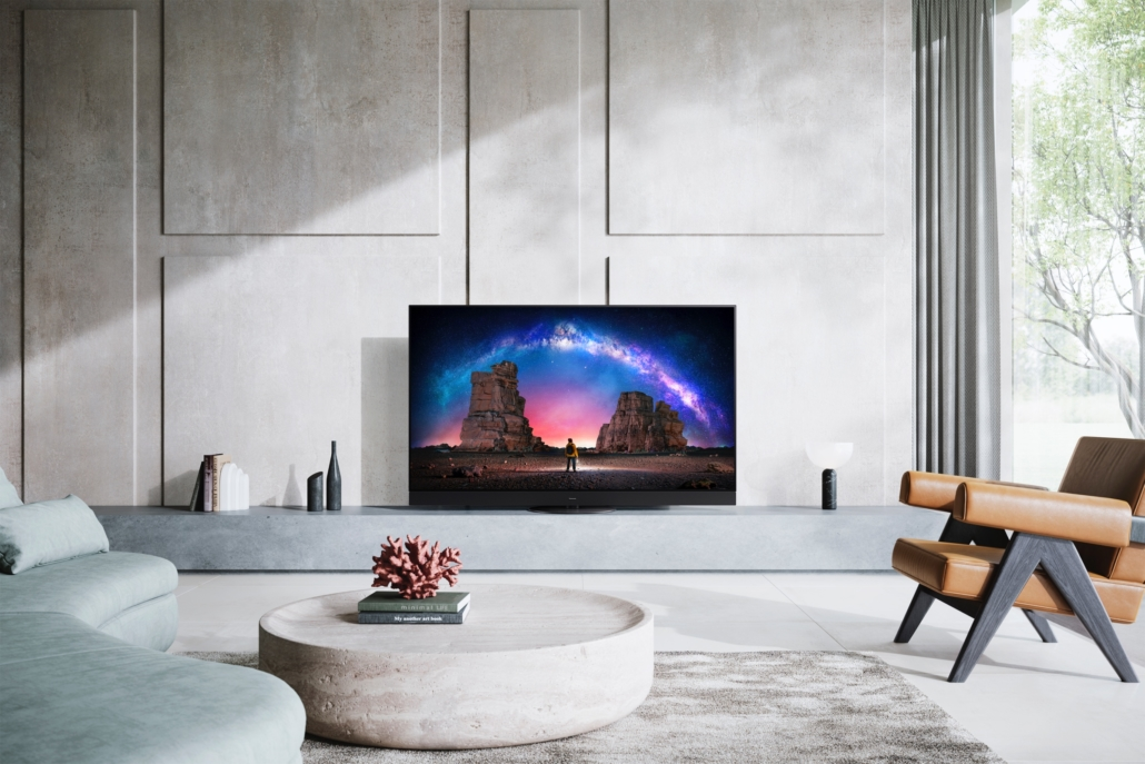 Panasonic JZW2004: High-End OLED-TV