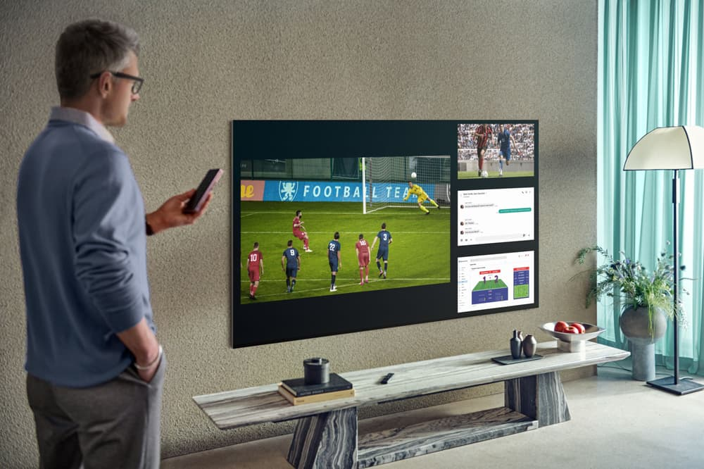 Samsung präsentiert Neo QLED & MICRO LED TVs