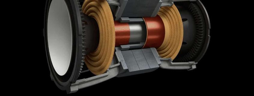 KEF Uni-Core Technologie