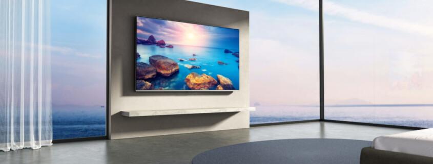 Neuer Xiaomi Mi TV Q1 75' QLED TV