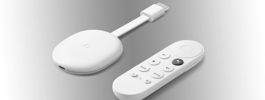 Google Chromecast optimierte 4K Wiedergabe