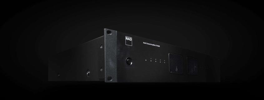 NAD CI 16-60 DSP neue professionelle Endstufe