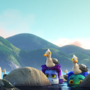 Disney and Pixar's Luca Teaser Trailer