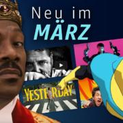 Neu im März 2021 auf Prime Video