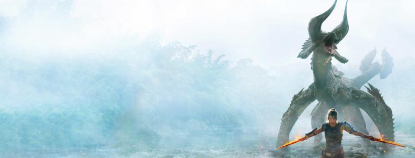 Monster Hunter - Extended Preview