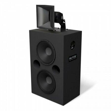 KRIX Flix 2-Wege LCR-Hornsystem