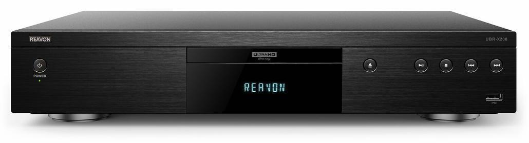 REAVON UBR-X200 neuer High-END UHD