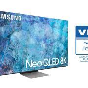 2021 Neo QLED-TVs erhalten Eye Care-Zertifizierung