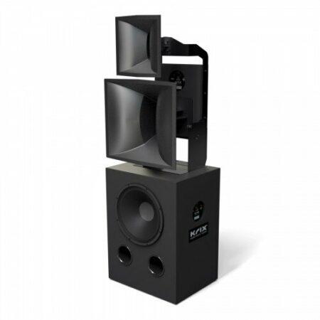 KRIX Theatrix 3-Wege LCR-Hornsystem