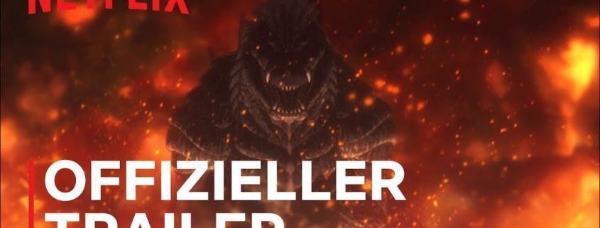 Godzilla Singular Point ab Juni
