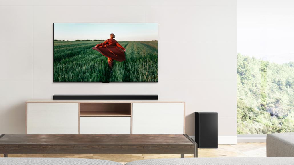 LG SOUNDBAR LINE-UP 2021