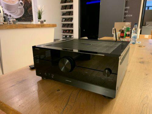 Yamaha RX-A8A - AVENTAGE 11.2 Kanal