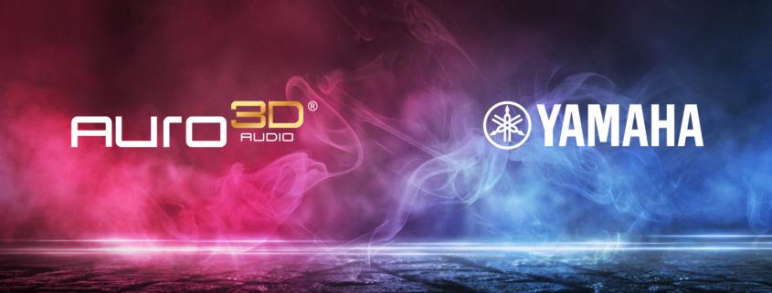 YAMAHA AURO-3D in den neuesten AV-Receivern