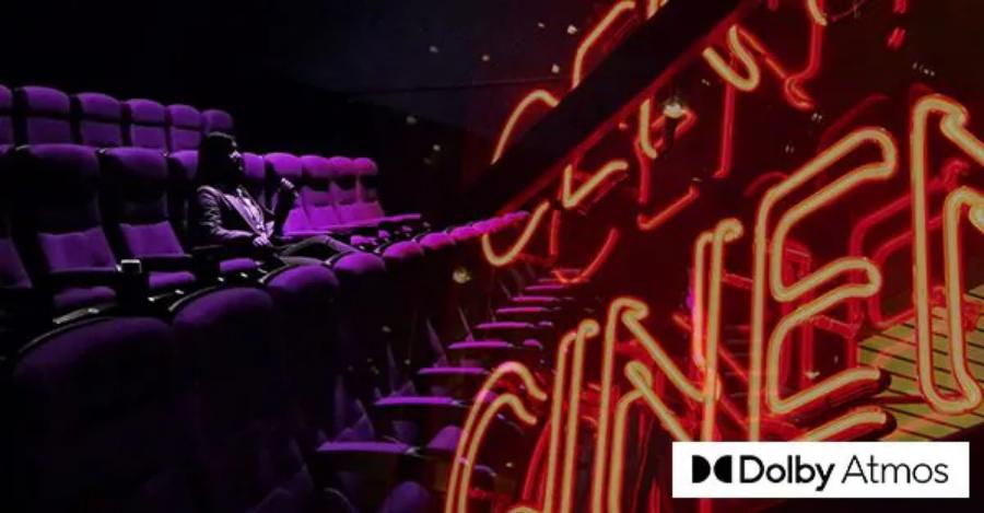 Dolby Atmos® mit Höhen-Virtualisierung