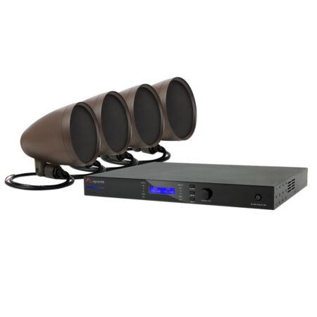 Episode® Landscape Lautsprecher Set mit Verstärker