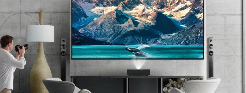 BenQ V7000i und V7050i zwei neue Laser TVs