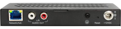 Binary™ 4K Media over IP Audio Receiver