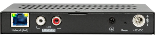 Binary™ 4K Media over IP Audio Transmitter