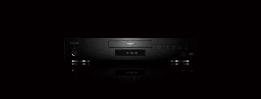 Panasonic UB9000P1K - Überarbeiteter Ultra HD Player