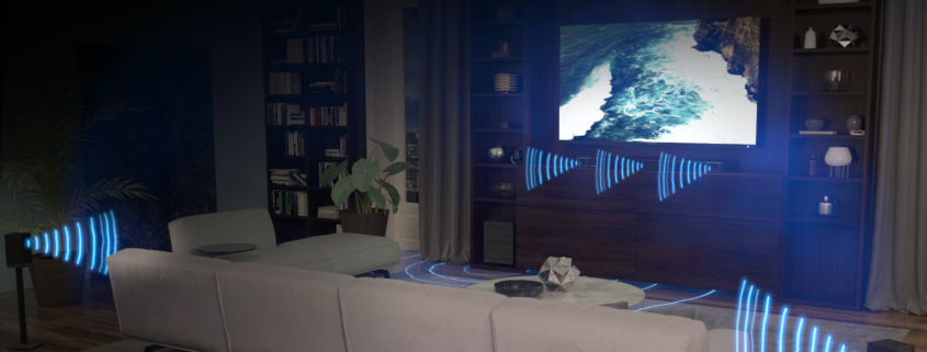 Klipsch Soundbar Cinema mit Dolby Atmos