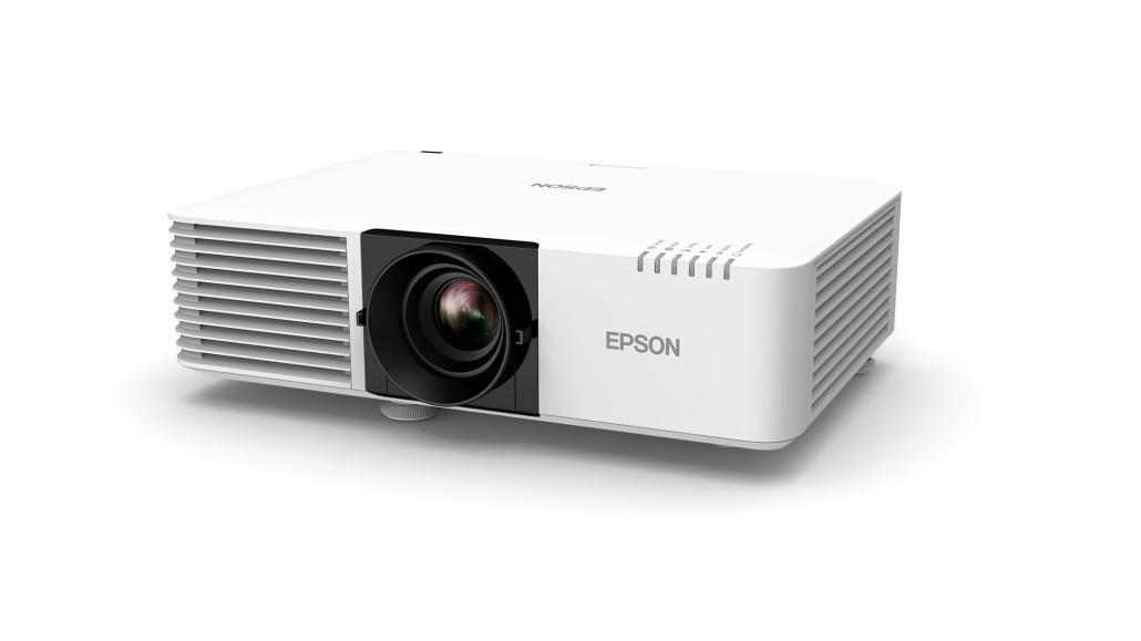 Die neuen Laserprojektoren der EB-L7xx, EB-L6xx und EB-L5xx Reihen wurden für professionelle Anwendungen in Unternehmen, Lehreinrichtungen und auf Events entwickelt. (Bild: Epson EB-L700)
