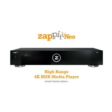 Zappiti Neo 4K HDR Media Player