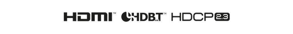 HDMI HDBT HDCP 2.3