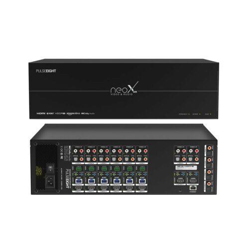 Pulse-Eight neo:XMR Video & Audio Matrix